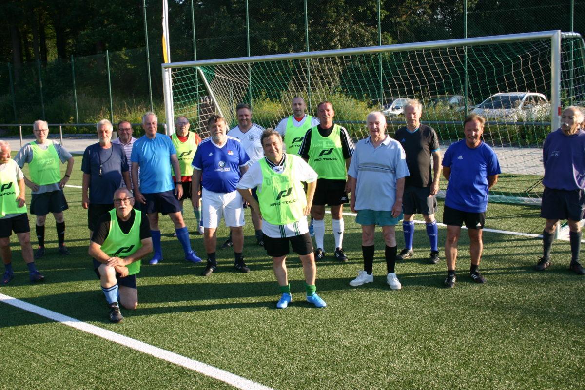 Walking Football beim TUS 05 Daun wieder aktiv